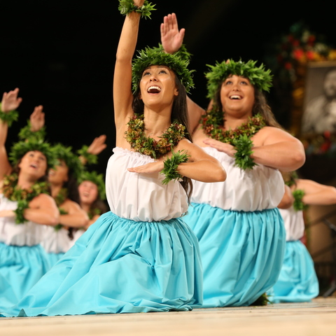 Merrie Monarch Festival card image