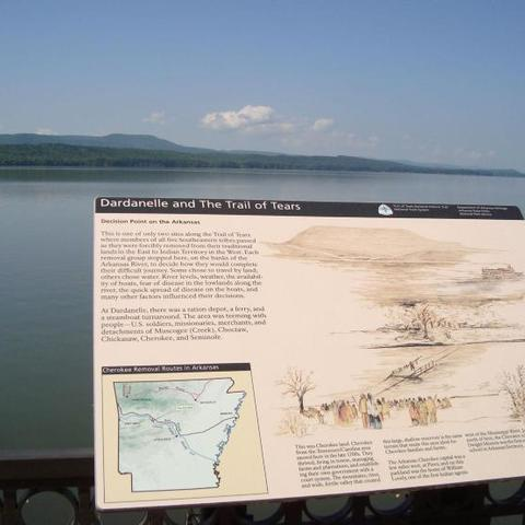 Trail of Tears National Historic Trail card image