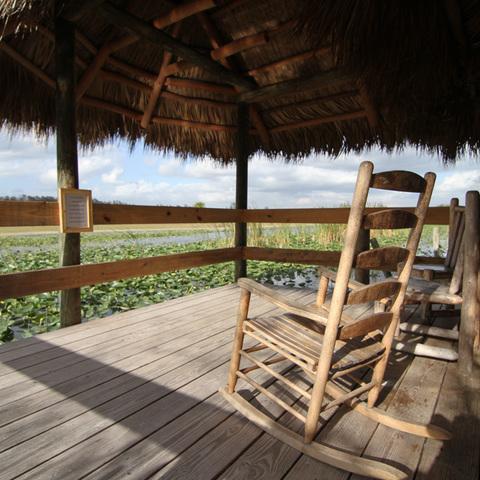 Tour the Everglades card image