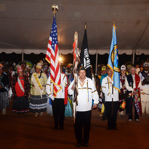 Fort McDowell Orme Dam Victory Days Pow Wow card image