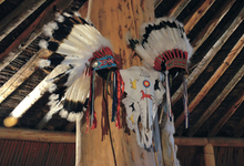 Mandan Hidatsa Arikara Tourism Earth Lodge Village card image
