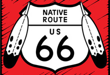 Tribes along Route 66