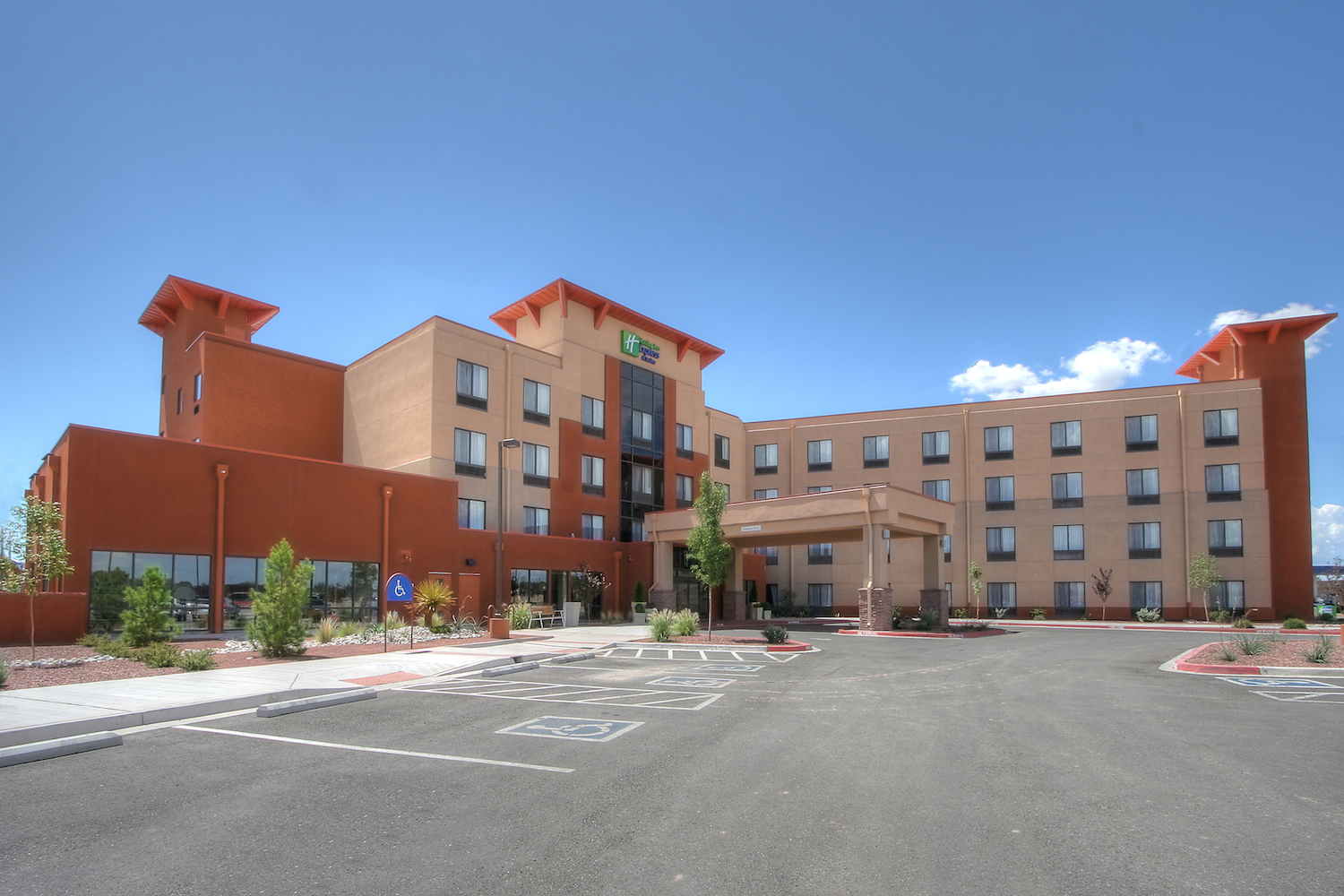 Abqww hexs hotel front day