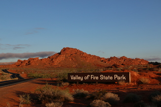 Card fit valley of fire