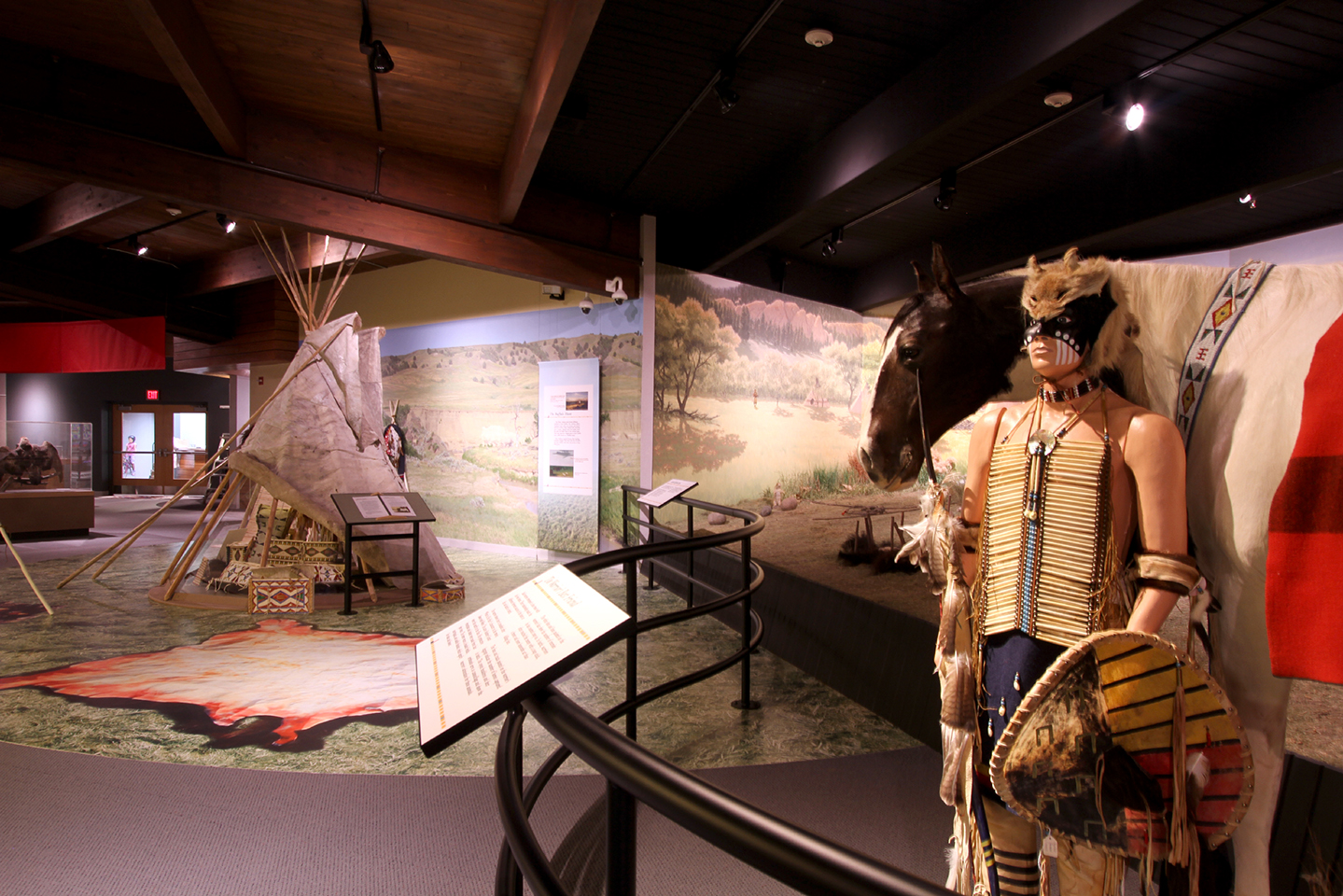 40 alm exhibit