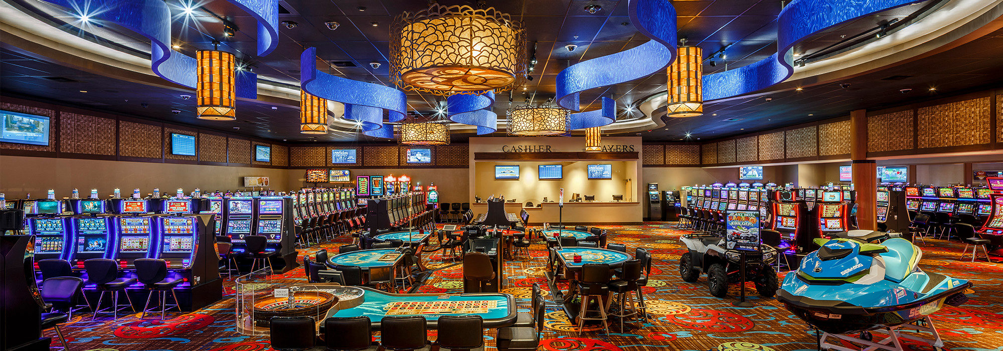 Little creek nonsmoking casino
