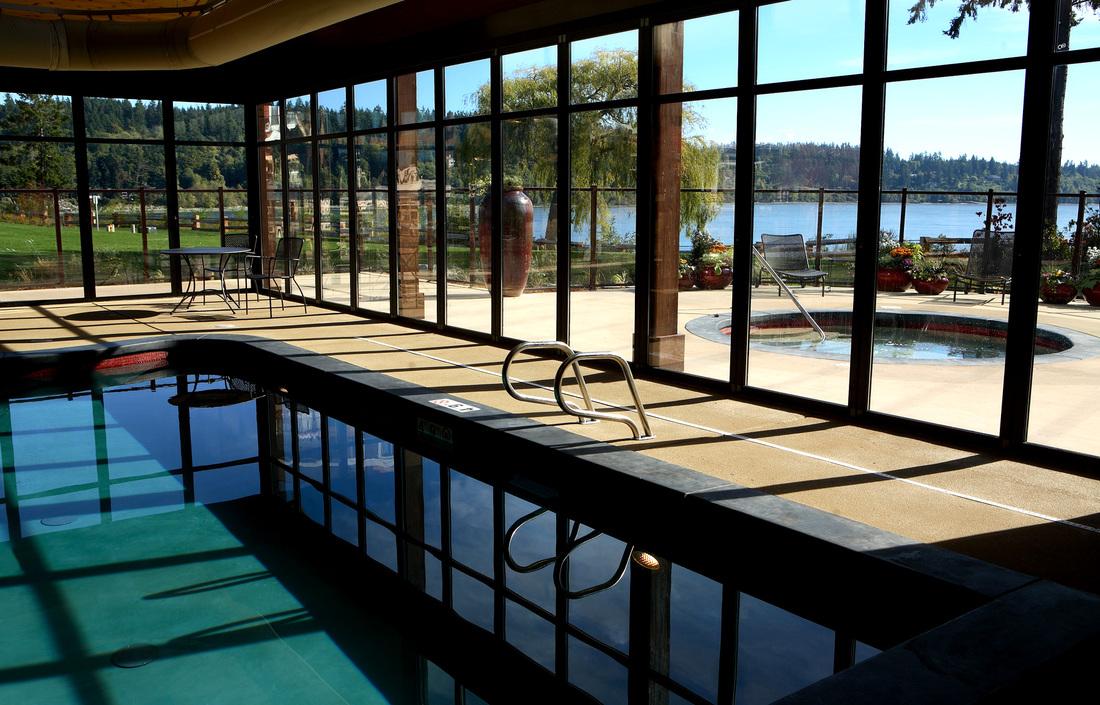 Suquamish   clearwater   pool