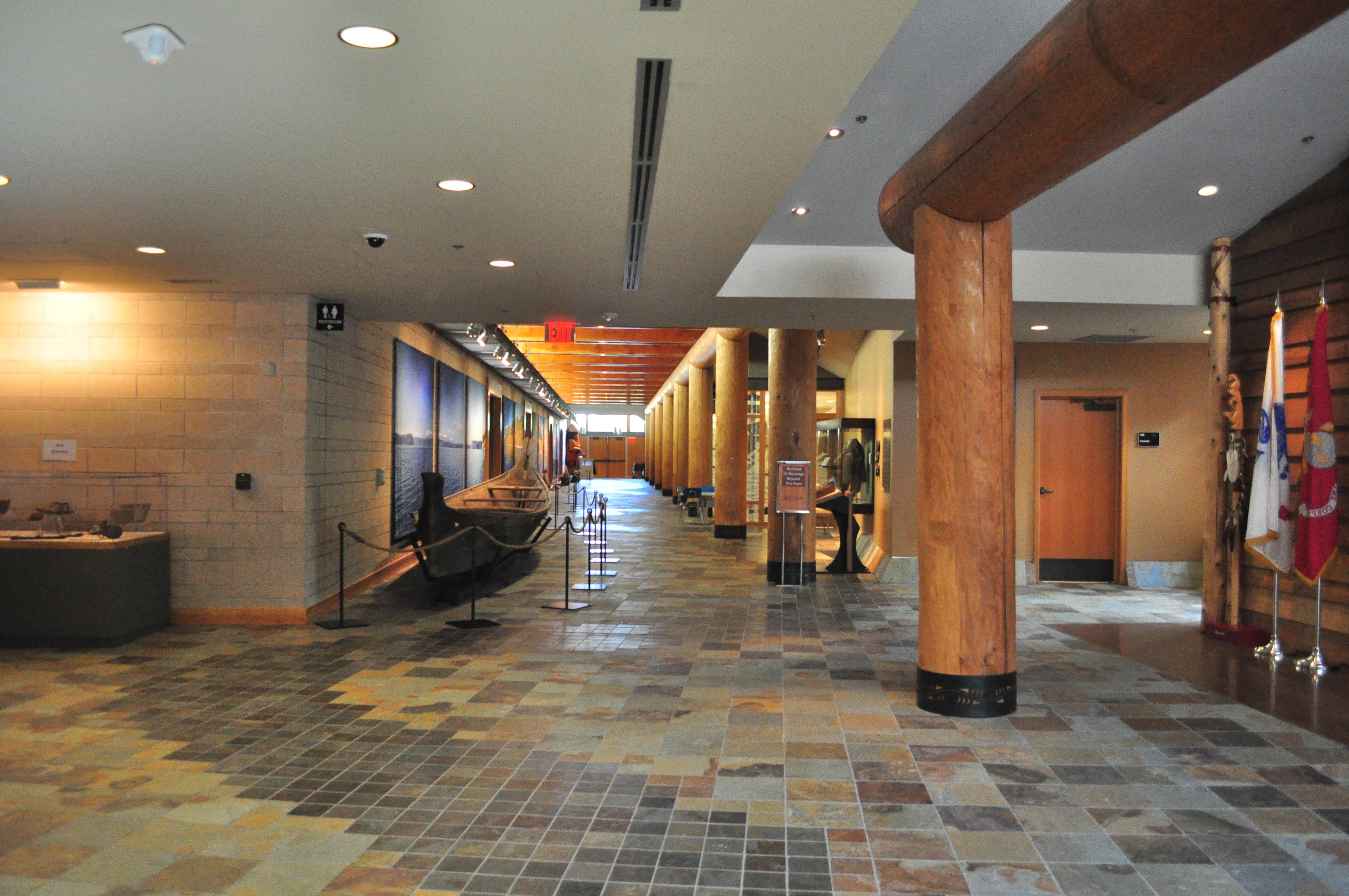 Hibulb cultural center   interior