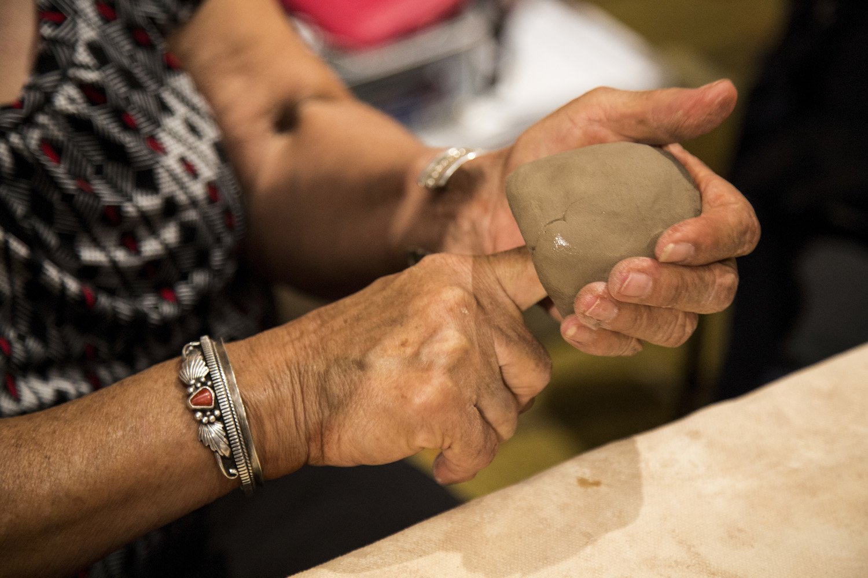 4 pottery demo