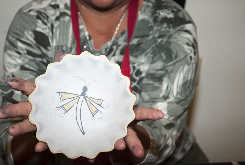 7 pottery demo