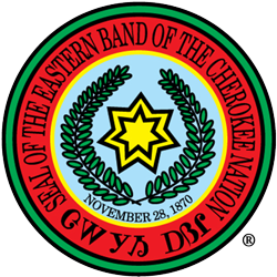 Eastern band of cherokee seal