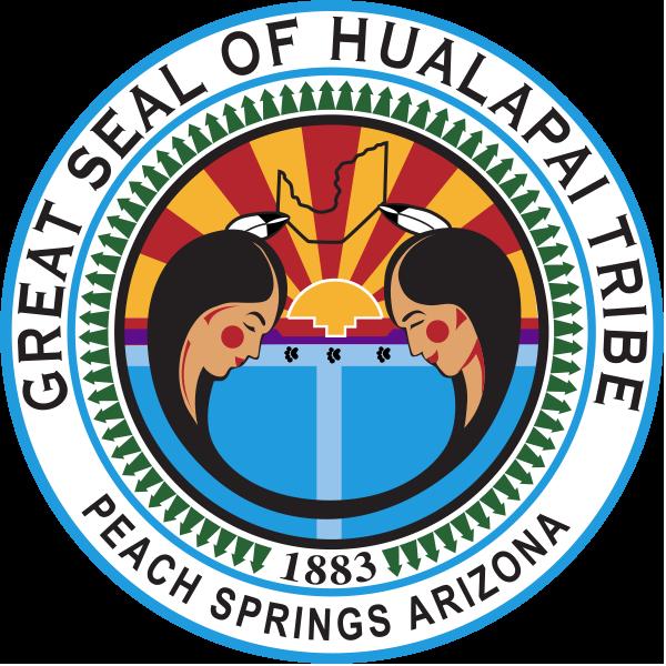Hualapai seal logo