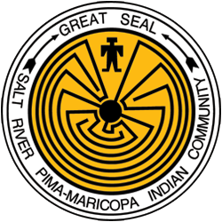 Salt river pima maricopa seal